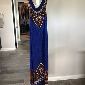 Papillon maxi dress from Evereve